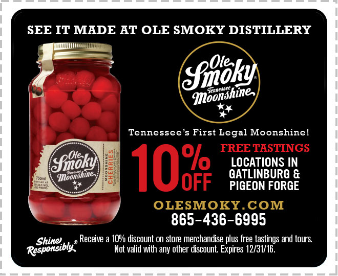 Discount coupons for gatlinburg tn