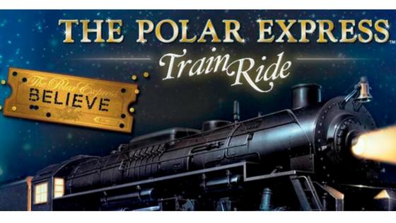 Smoky Mountains Polar Express Train