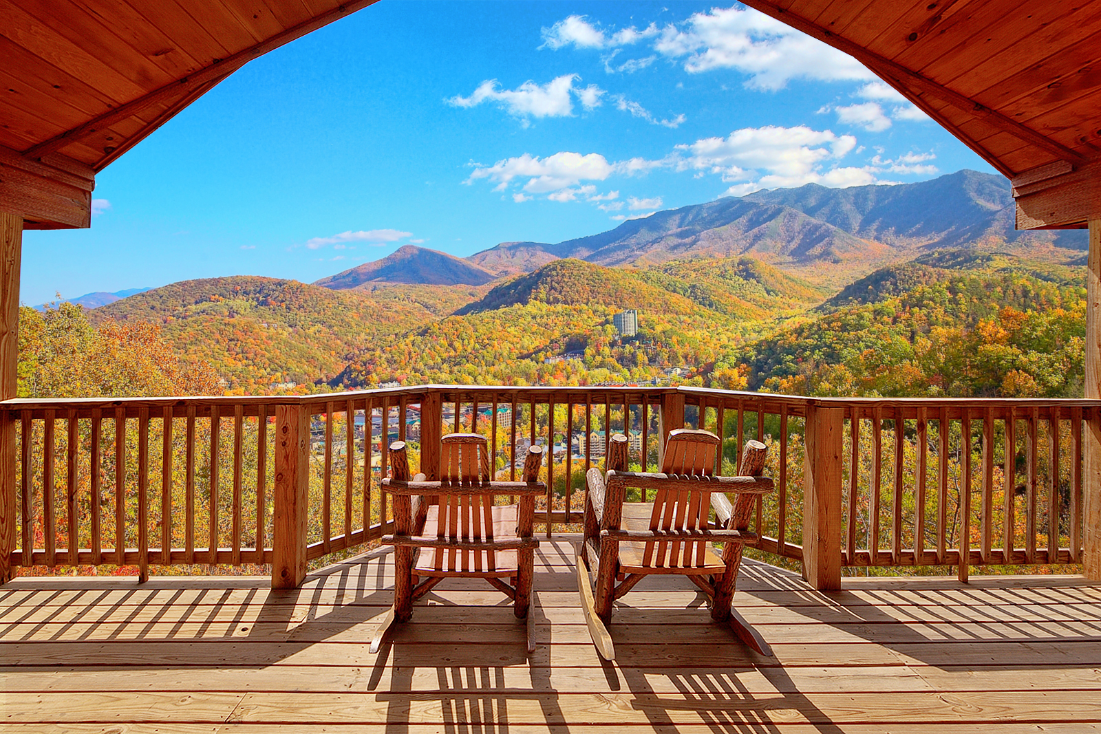 Top 5 beautiful little mountain towns in america Best mountain view cabins in gatlinburg tn