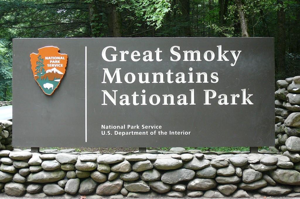 national-park-sign