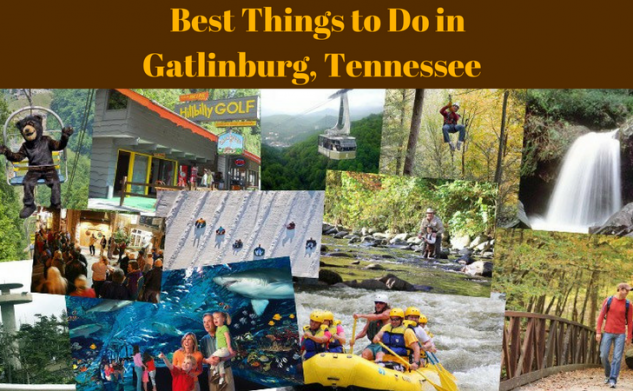 Best Things to Do in Gatlinburg, Tennessee