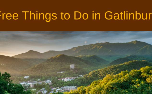 Free Things to Do in Gatlinburg