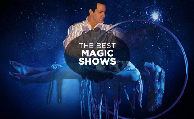 Best Magic Shows in Pigeon Forge and Gatlinburg