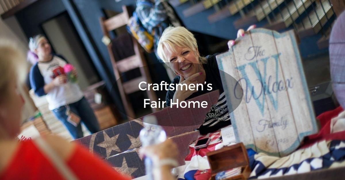 Gatlinburg Craftsmen's Fair Home