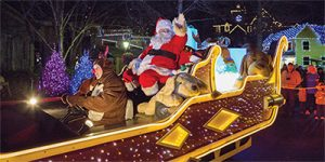 Things to do Pigeon Forge December