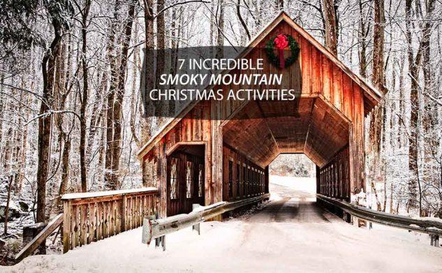 7 Incredible Smoky Mountain Christmas Activities