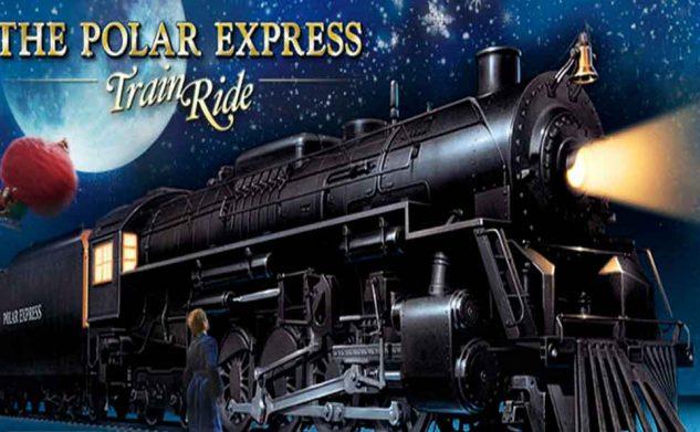 The POLAR Express Train Ride: December 2017