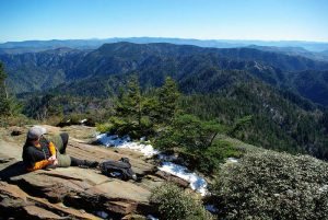 Mount Leconte - Trails in the Great Smoky Mountains