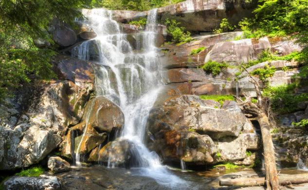 5 Gatlinburg Waterfalls