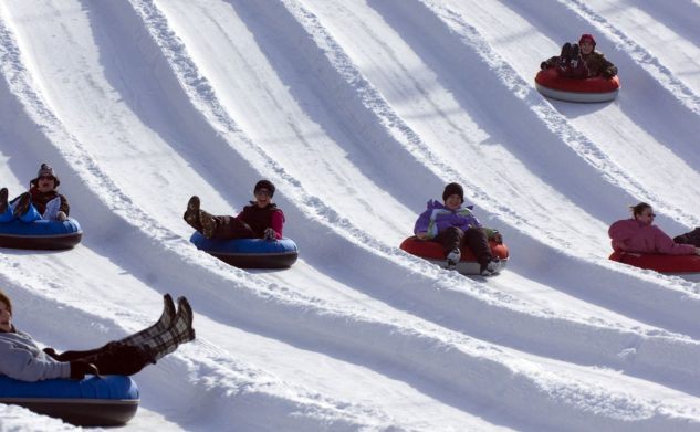 Top 4 Things You Need to Know Before Snow Tubing at Ober Gatlinburg