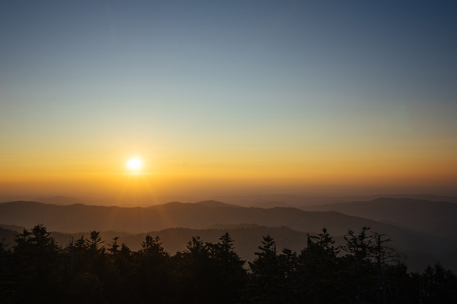 Watch The Smoky Mountain Sunset In These Gatlinburg Locations