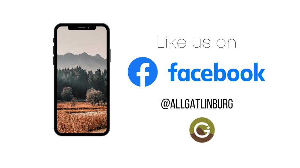 Follow us on Facebook All Gatlinburg