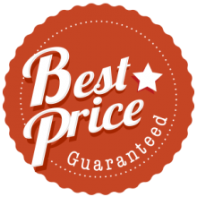 Icon graphic: best price guaranteed