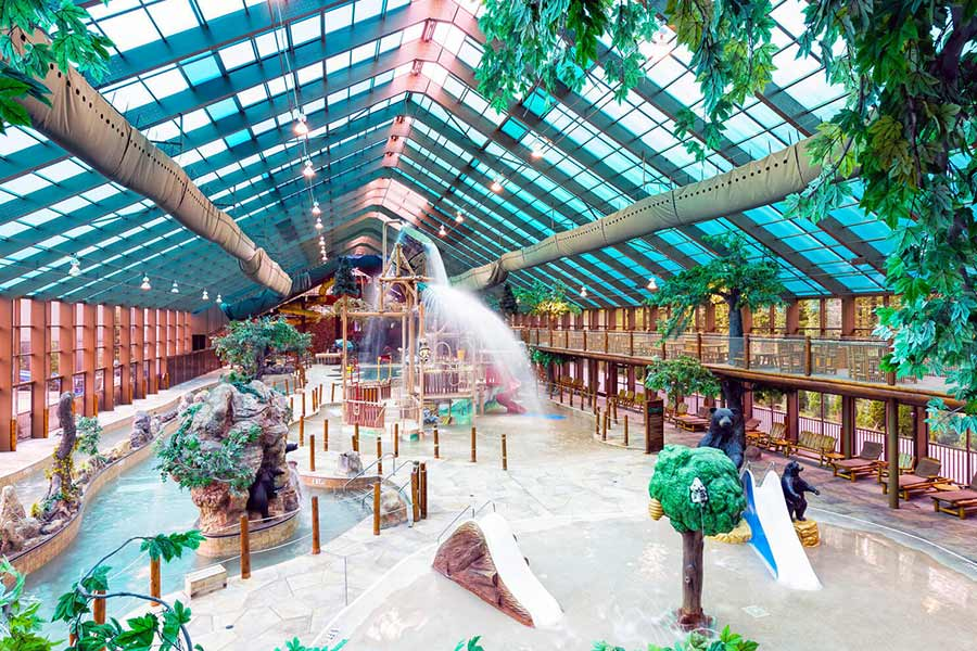 Gatlinburg Water Park Hotel
