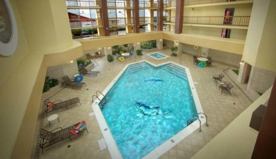 Quality Inn Pigeon Forge Pool